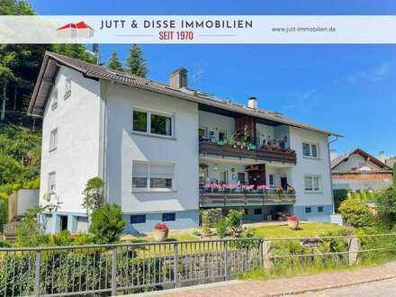 4 Zimmerwohnung mit Balkon und Garage in Baden-Baden Neuweier