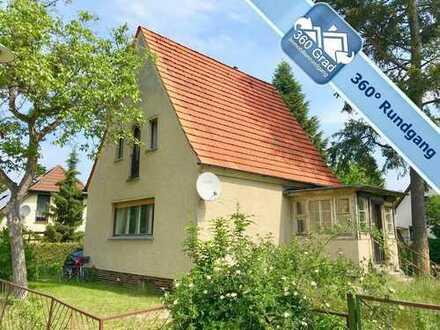 Charmantes - Sanierungsbedürftiges 30er Jahre Einfamilienhaus in Teltow OT Seehof