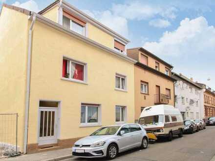 Voll vermietetes MFH mit 3 WE in Sanierungsgebiet Neckarstadt-West (Mietsteigerungspotenzial)