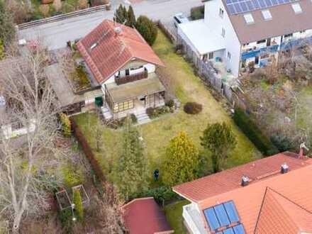 Grundstück für 2 EFH in bester Wohnlage Weilheims
