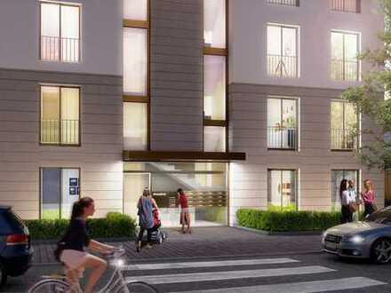 Wohlfühlwohnen rund um die Uhr! Charmante 3-Zimmer-Wohnung mit Balkon in zentraler Lage