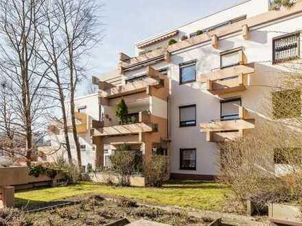 2-Zimmer-Wohnung zur Kapitalanlage in Neusäß