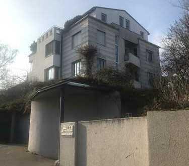 Exclusive, ruhige Maisonette-Wohnung in Stuttgarts Toplage am Bopser