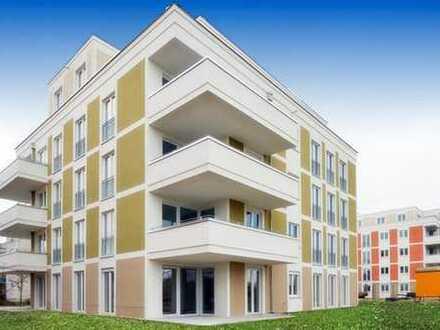 Bild_Schöne Zwei-Zimmer Wohnung mit sonnigem Balkon