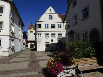 Büro * Praxis * Kanzlei in Isny * Fußgängerzone * Arbeiten in gepflegt historischem Ambiente