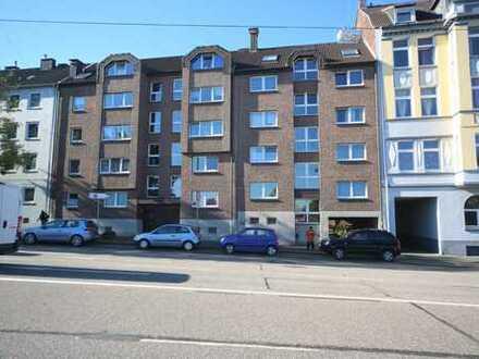 Stadtnahe 2-Zimmer-Whg mit Aufzug und Wintergarten