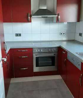 Stilvolle, modernisierte 2-Zimmer-Wohnung mit Balkon und EBK in Friedrichshafen