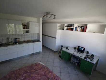 Möblierte, gepflegte 1-Zimmer-Wohnung mit EBK in Holzgerlingen