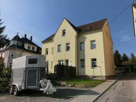 ...gemütliche 2-Raum Wohnung in Falkenau in ruhiger Lage...2 Monate Kaltmietfrei!