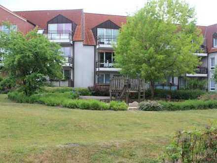 Tolle DG-West-Balkon-Wohnung in ruhiger Lage!