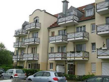 Singlewohnung mit Balkon in schöner Lage in Leipzig-Liebertwolkwitz