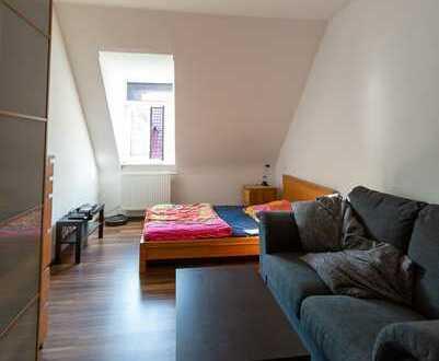Schöne ein Zimmer Wohnung in Karlsruhe, Weststadt