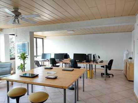 Traitteur - Büroeinheit mit guten Parkmöglichkeiten in der Friesenheimer Insel zu vermieten!
