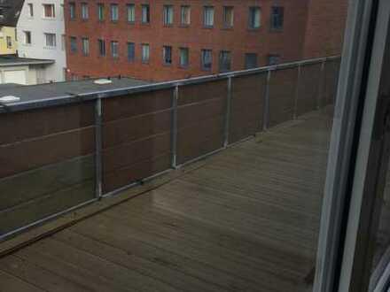 Top renovierte 3 ZKB mit Balkon in Wilhelmshaven