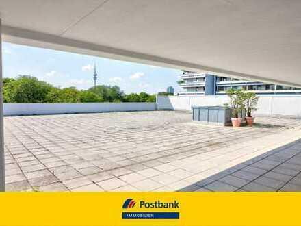 ***Einzigartige 367 m² Dachterrassenwohnung in Schwabing***