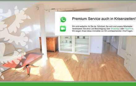 SCHWIND IMMOBILIEN - Bestlage: ruhig gelegene City-Wohnung