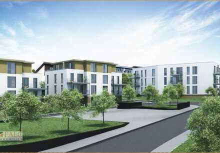 Neubau! Barrierefreie Eigentumswohnung 06 mit 109 m²! 1. Obergeschoss mit Balkon!