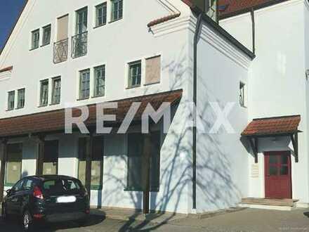 Fischach - Nähe Augsburg: Kapitalanleger aufgepasst! Helle, vermietete 2-Zimmer-Wohnung Stellplatz.
