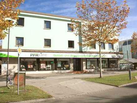 TOP-Lage für Praxis/Büro/Laden in Ottobrunn - Rosenheimer Landstraße/Ecke Hubertusstraße