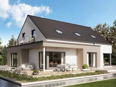 Denken Sie groß und verwirklichen Sie sich - Ihr Traumhaus in Mainz Finthen (Version mit Keller)