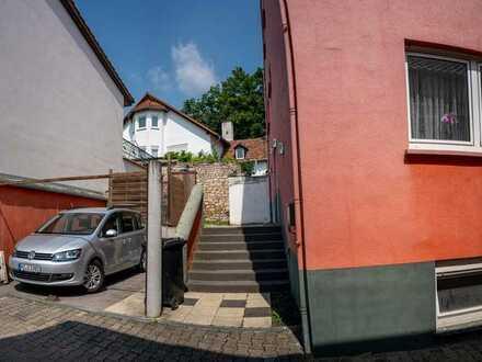 Süßes Reiheneckhaus mit eigenem Stellplatz in ruhiger Wohnlage von Ober Olm - nur 15 Min bis Mainz