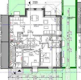 Erstbezug mit Terrasse: schöne 3,5-Zimmer-EG-Wohnung in Dorf Hervest ( Dorsten )