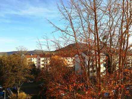 Ruhig und geräumig wohnen in herrlich grünem Umfeld mit Blick auf den Georgenberg