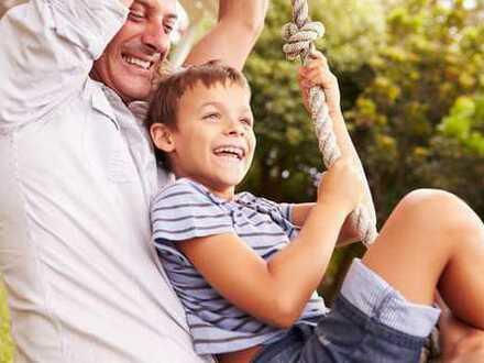 Gemütliche Familienwohnung * bis zu 428 € Bahnstadt-Förderung