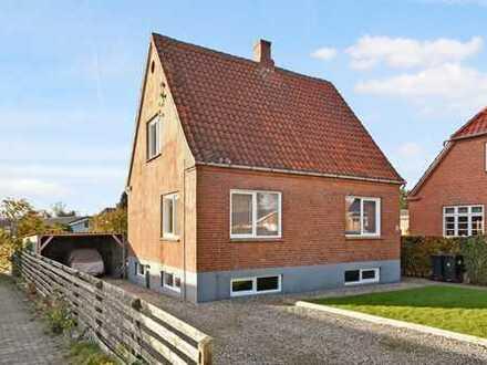 Einzugsfertiger Villa in Adsbøl