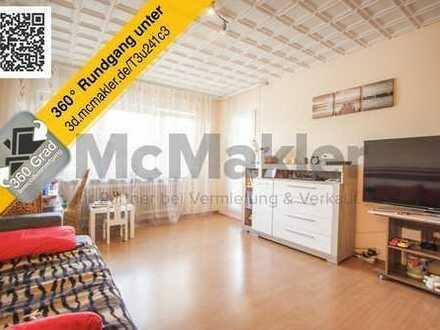 Lichtdurchflutete 3-Zimmer-Wohnung mit 2 Loggien in familienfreundlicher Wohnlage!