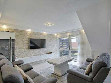 Moderne Wohnung zzgl. ausgebautem Dachstudio