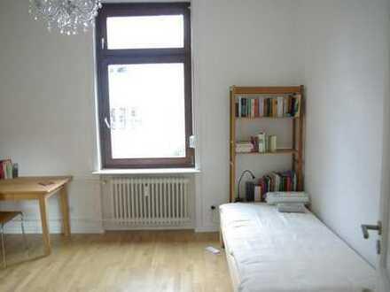 Möbliertes Zimmer in Niederrad mit verkehrsgünstiger Anbindung