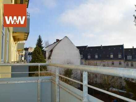 +++ Wertvolle, helle Altbauwohnung mit Balkon in Topp Lage Kassel West +++