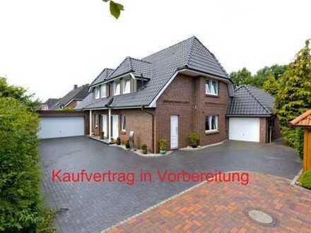 Kaufvertrag in Vorbereitung: Möwenweg Langen - 2-Generationen-Haus