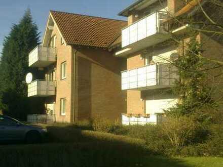 Gemütliche Dachgeschosswohnung mit Balkon