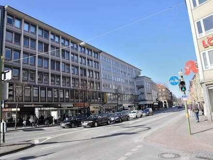 Büroetage am Jahnplatz - Ideal für Bildungsträger oder Arztpraxis! Fahrstuhl vorhanden****
