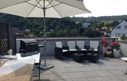 Stadtnahe, helle 2-Zimmer-Eigentumswohnung mit Sonnenterrasse