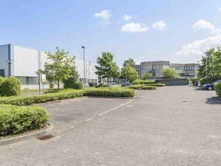 *PROVISIONSFREI* 760 m² Lager-/Produktionshalle (+720 m² Mezzaninefläche) mit Kranbahn