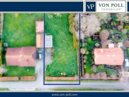 Baugrundstück für Einfamilienhaus in ruhiger Sackgassenlage