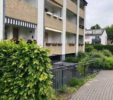 Gemütliche 1-Zimmer-Wohnung mit großem Balkon und Dusche für Mieter ab 55 Jahre! Mit WBS!