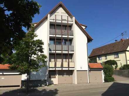 Charmante 4-Zi.-Maisonettewohnung mit 2 Balkonen