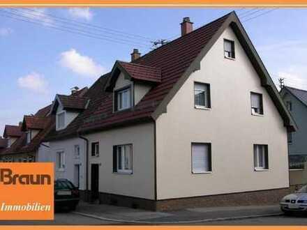 Kleine und charmante Doppelhaushälfte in VS-Schwenningen; Kaufpreis: 138.000,00 Euro