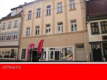 ATLAS IMMOBILIEN: Traumhafte 2-Zimmer-Wohnung mit Terrasse direkt im Zentrum! **Erfurt-Altstadt**
