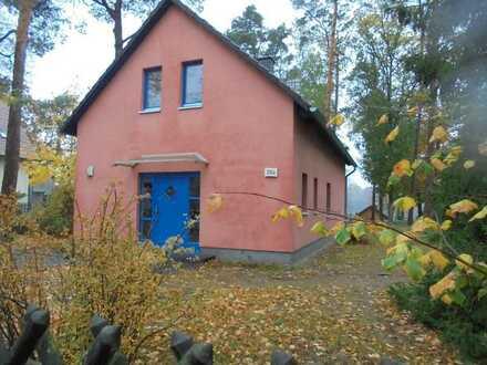 Modernes Einfamilienhaus mit gehobener Ausstattung mit Blick auf den Lehnitzsee