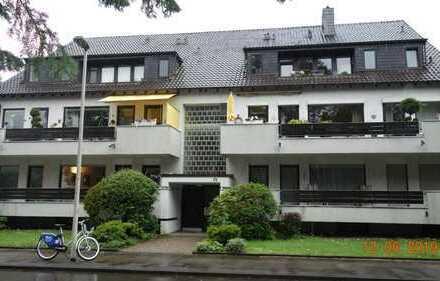 Schicke Wohnung mit Dachterrasse