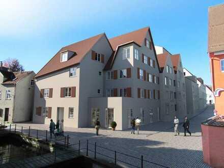 Gemütliche 3-Zimmer-Wohnung am Stadtbach