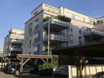 Moderne Dreizimmerwohnung in familienfreundlicher Wohnanlage in Köln-Braunsfeld mit Terrasse