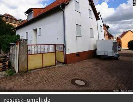 Sonniges 1-2 Familienhaus in ruhiger Fernblicklage