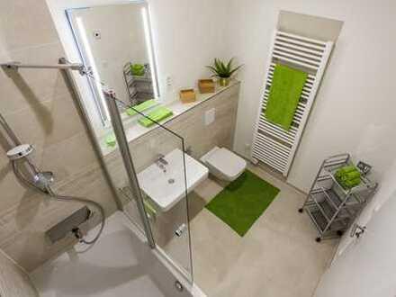 Charmante 3-Raumwohnung mit EBK, Parkett & Fußbodenheizung