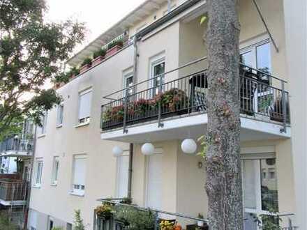 **AB SOFORT! TOP LAGE - MA-Niederfeld** Großes 1 Zi-Apartment+ Balkon + Stellplatz